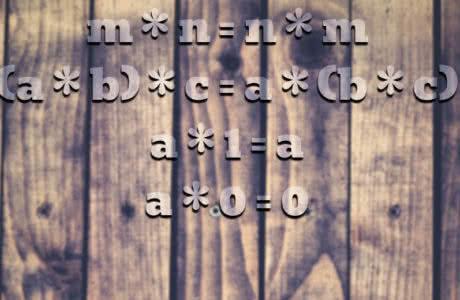 Умножение натуральных чисел