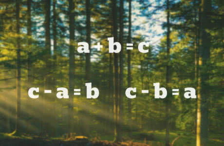 Вычитание рациональных чисел, правила и примеры